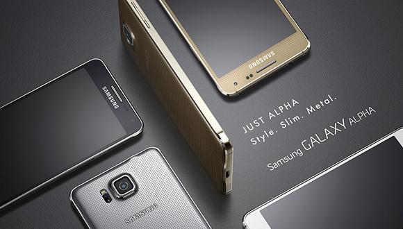 Samsung Galaxy Alpha İncelemesi