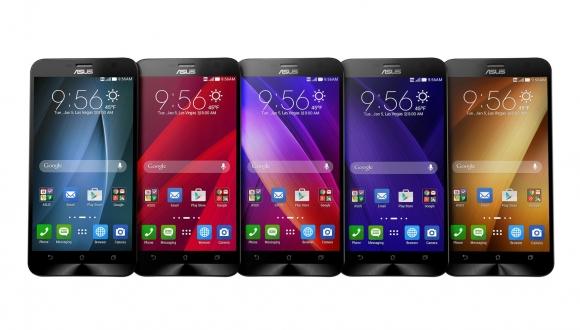 32 ve 64 GB'lık Zenfone 2 Modelleri Satışta!