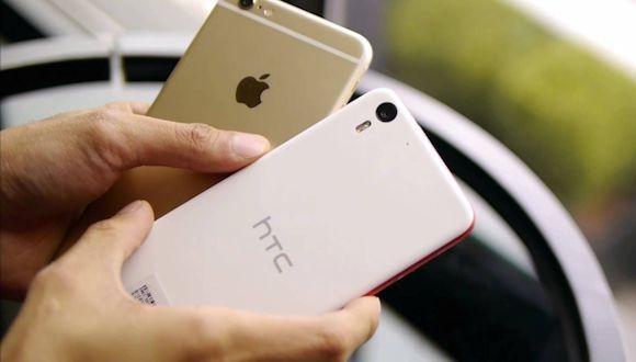 HTC'den iPhone Benzeri Tasarım