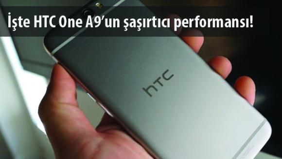 HTC One A9 Bataryası Ne Kadar Güçlü?