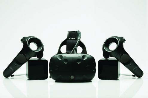 HTC Vive Pre Tanıtıldı!