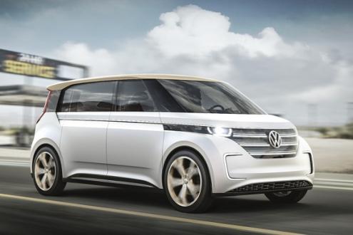 Volkswagen'in CES Sürprizi Budd-e!