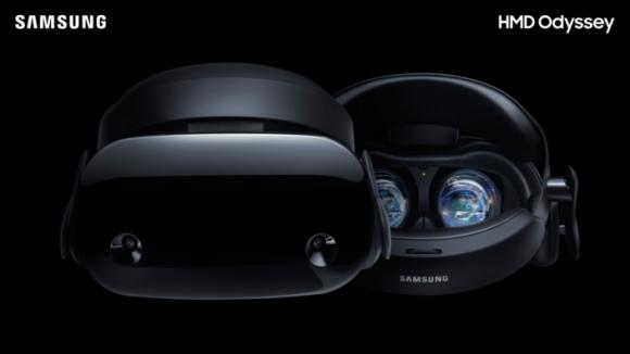 Samsung'un yeni VR gözlüğü ortaya çıktı!