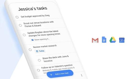 Google Görevler uygulaması yayınlandı!