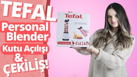 TEFAL OnTheGo Blender hediye ediyoruz!