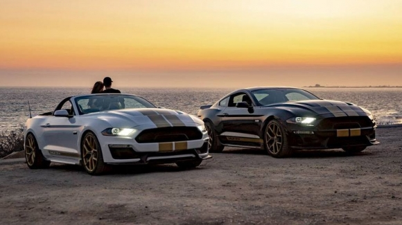 2019 Shelby GT Ford Mustang artık daha güçlü!