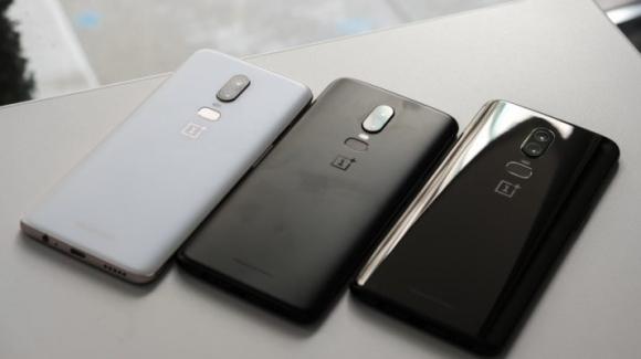 OnePlus 6T tasarımı ortaya çıktı!