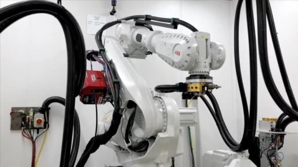 ABD donanması 3D baskı robotları yapıyor!