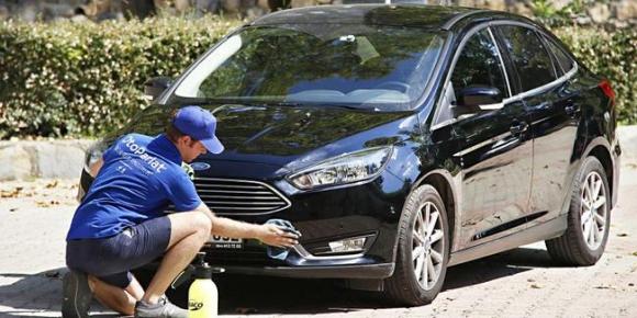 Otomobil yıkatan uygulama çıktı