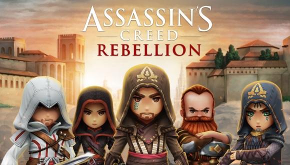 Assassin's Creed Rebellion'ın çıkış tarihi açıklandı!