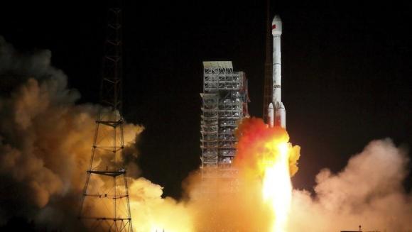 Çin'in yeni ikiz BeiDou Navigasyon Uydusu fırlatıldı!