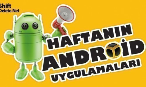 Haftanın Android Uygulamaları – 18 Kasım