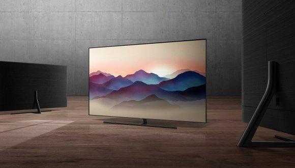 Samsung QLED TV için büyük ödül!