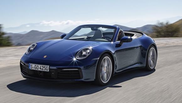 Merakla beklenen 2020 Porsche 911 Cabriolet tanıtıldı!