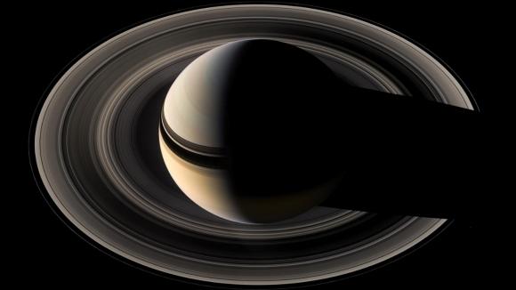 Satürn'de bir günün ne kadar sürdüğü hesaplandı!