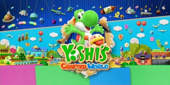 Yoshi's Crafted World çıkış tarihi açıklandı!