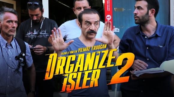 Organize İşler Sazan Sarmalı Netflix'te!