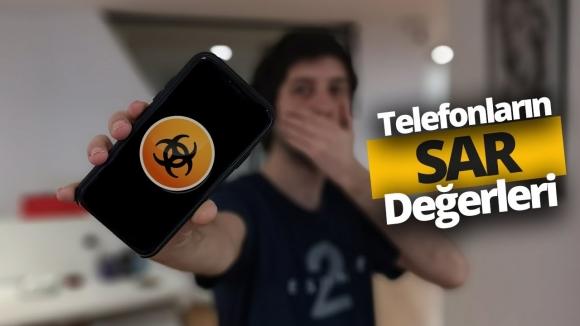 Akıllı telefonların SAR değerlerini bulma yolları! (Video)
