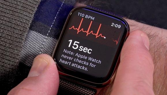 Apple Watch gerçekten hayat kurtarıyor mu?