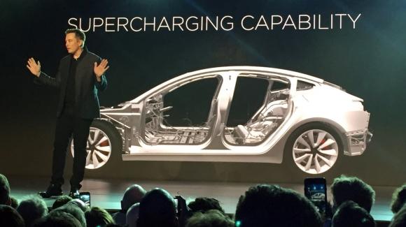Tesla Model Y tanıtım tarihi belli oldu!