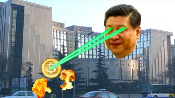 Çin, Bitcoin madenciliğine savaş açıyor!