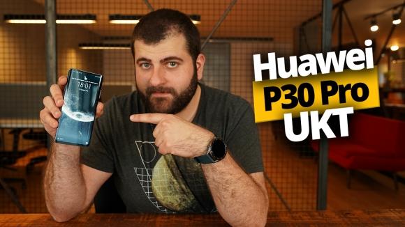 Huawei P30 Pro Uzun Kullanım Testi – UKT