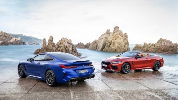 2019 BMW M8 ve BMW M8 Competition duyuruldu!