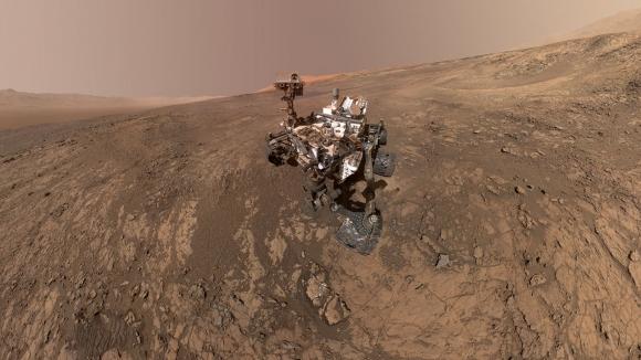 NASA Mars keşif aracı gizemli bir keşif yaptı
