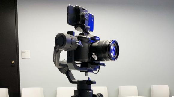 Aynasız kameralar için DJI Ronin SC gimbal tanıtıldı
