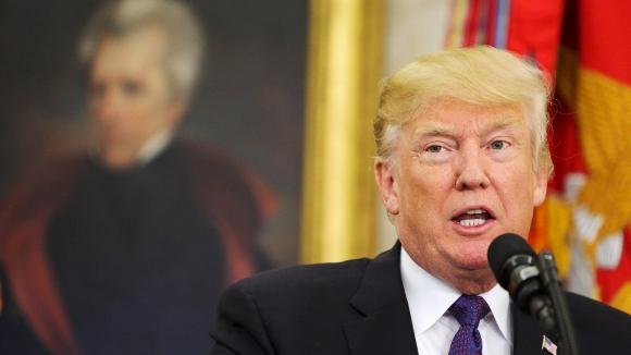 ABD Başkanı Trump, bazı oyunlara tepki gösterdi