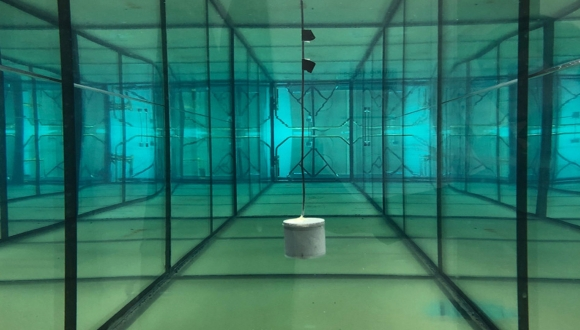 Su altında bataryasız iletişim sistemi kuruldu