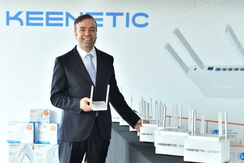 Ağ çözümleri markası Keenetic, Türkiye'de