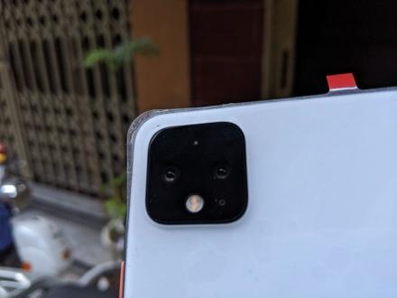 Gizemli bir kişi Pixel 4 XL'ın 21 fotoğrafını sızdırdı