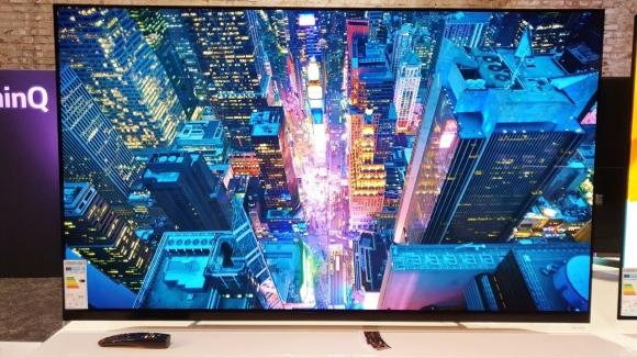 LG'den oyunculara özel televizyon