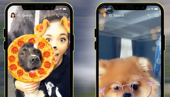 Snapchat 3D fotoğraf özelliğini duyurdu