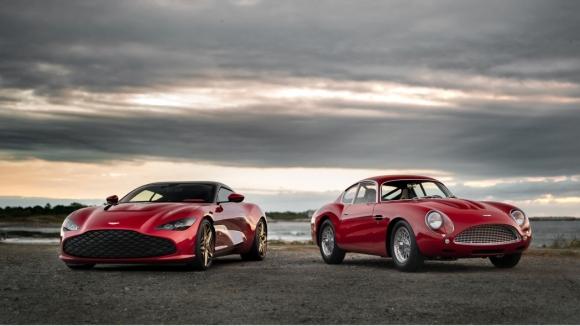 2020 Aston Martin DBS GT Zagato tanıtıldı