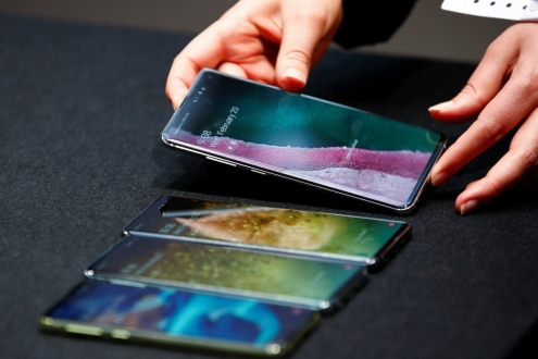 Samsung'tan dikkat çeken davet