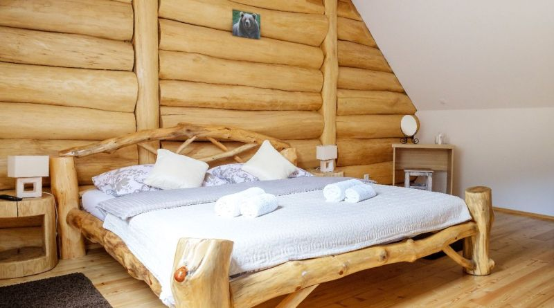 FOTO U ovoj bi drvenoj kućici Zlatokosa sigurno rado odspavala