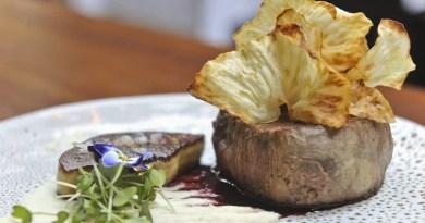 Za posebne prilike: Biftek i foie gras na kremi od celera s teranino umakom