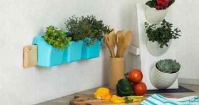 Teglice za cvijeće koje možete postaviti i vodoravno i okomito