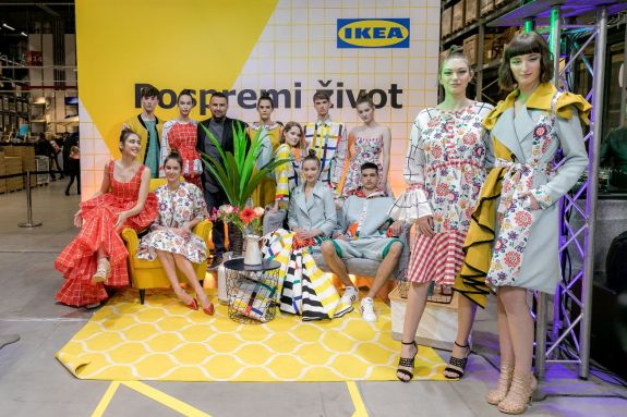 IKEA fashion show 2019 - Photo Ziga Intihar-206