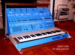 ARP 2600 Blue Meanie