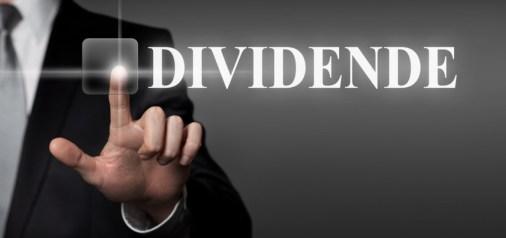 dividende declaration flat taxe