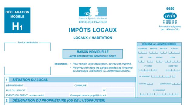 impot locaux h1