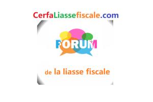 Forum liasses fiscales