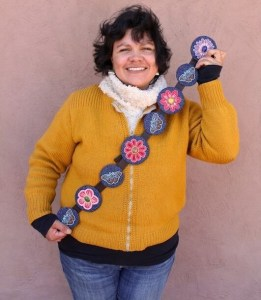 Beadworker + Beneficiary Teri Greeves