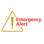 Tropical Storm Cindy Emergency Alert