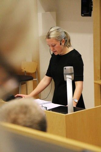 Disputas Ingeborg Megård Leinan