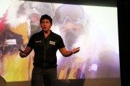 Man in Extreme environments 2015 Justin Jonesy