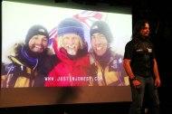 Man in Extreme environments 2015 Cas og Aleksander Gamme